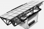 طراحی رادار روزنه مصنوعی(SAR) با استفاده از AWR