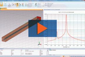 فیلم: چگونه در CST محور X را از فرکانس به طول موج تغییر دهیم؟