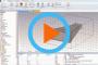 فیلم: نمودار بهره آنتن بر حسب فرکانس در CST Studio