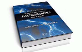 معرفی کتاب: Numerical Techniques in Electromagnetics with MATLAB