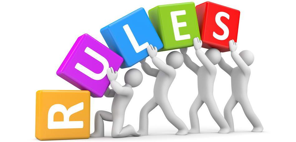 قوانین و مقررات آر-اف پلاس