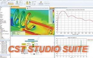 CST Studio Suite یک نرم افزار همه کاره