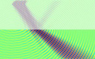 شبیهسازی محیط دیالکتریک چندلایه سه بعدی در CST
