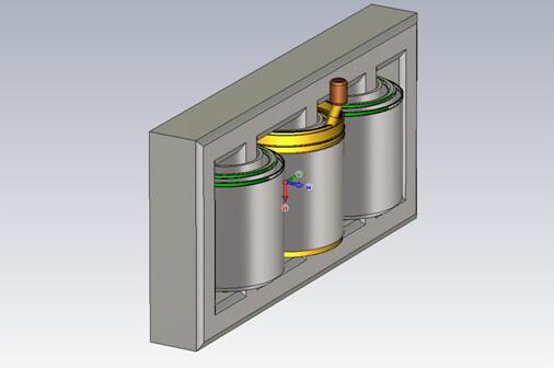 بهینهسازی ترانسفورماتور قدرت در CST