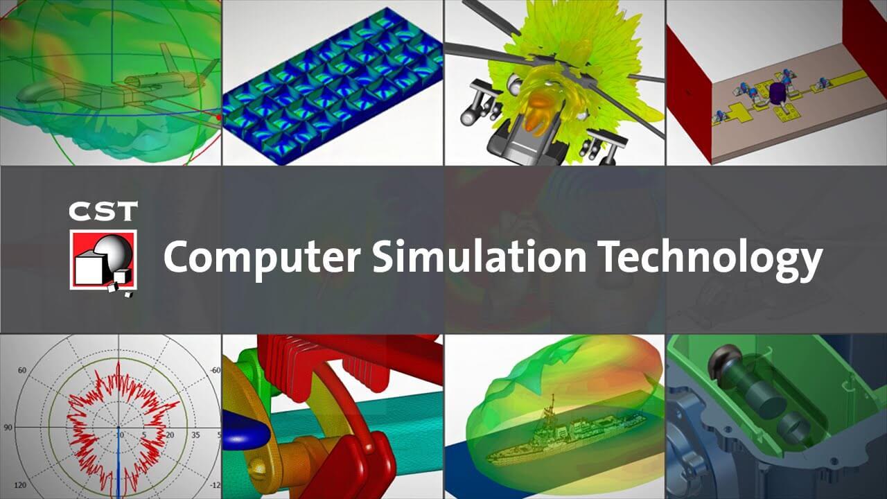 نرمافزار CST STUDIO SUITE