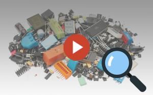 جستجوی قطعات در نرم افزار ADS