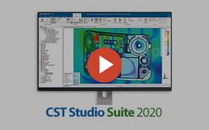نرم افزار CST 2020